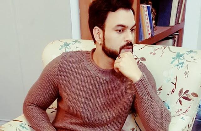 Yuvraaj Parashar , actor