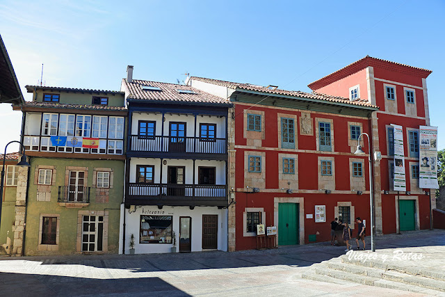 Casa natal de Posada Herrera, Llanes