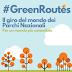 #GreenRoutes. Il giro del mondo dei parchi nazionali