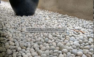 jual batu telur puyuh untuk taman