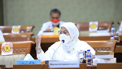 Kemnaker Dorong Peningkatan Kompetensi SDM Indonesia Lewat BLK Komunitas
