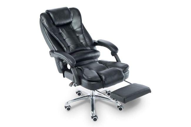 Cadeira para escritório giratória LMS BY