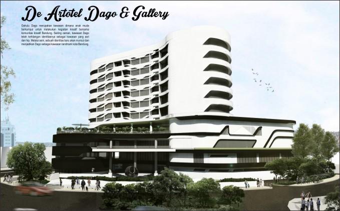 desain hotel contemporary art
