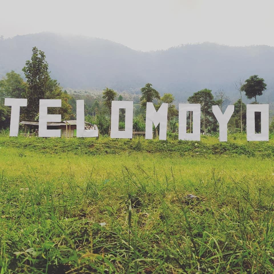 Lokasi Puncak Telomoyo Magelang