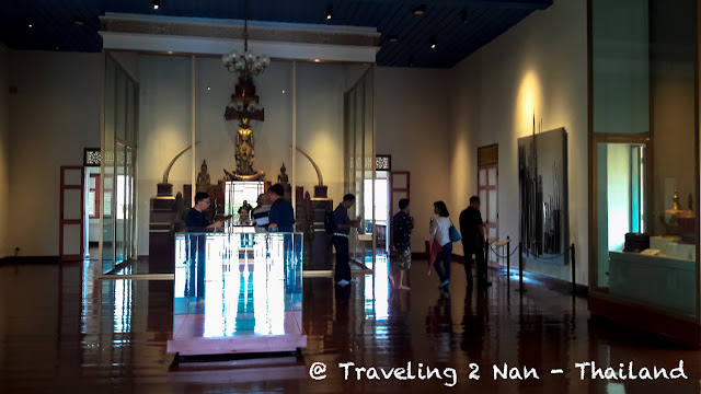 Nan National Museum in Nan, Thailand