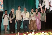 UP NISMED Staff Honored at the Parangal sa mga Retirado
