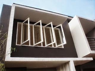 Modern minimalist window latest