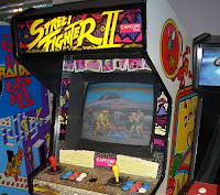 Arcade Street Fighter II