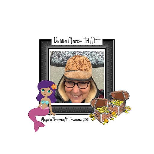 Design Team Member 2021 - Megan's Papercraft Treasures
