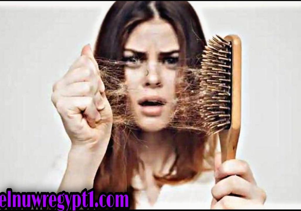 أهم اسباب~ تساقط الشعر لدى النساء والادوية التي تؤدي الي تساقطة.Hair loss