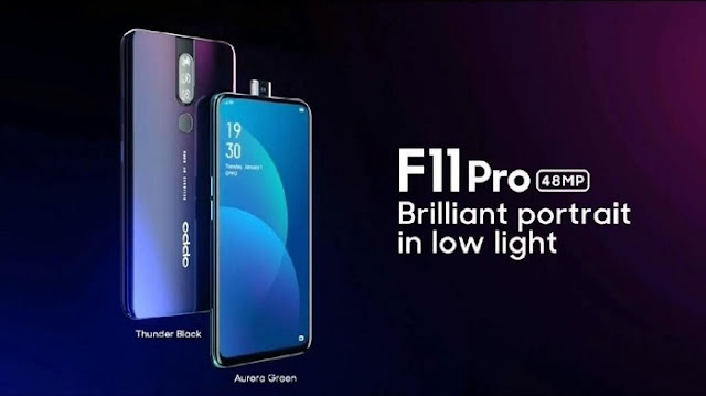 Spesifikasi Oppo F11 Pro