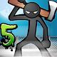 لعبة  Stickman Anger of Stick 5 v1.1.28 Mod