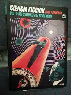antología de relatos de ciencia ficción rusa y soviética, volumen I