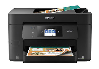 Epson WorkForce Pro WF-3720 Driver Download And Review