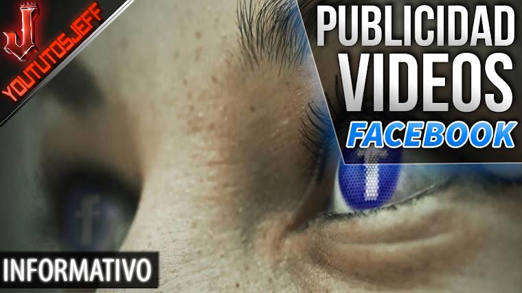 Facebook ya muestra anuncios en sus videos