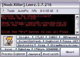 noob killer by leerz 2012
