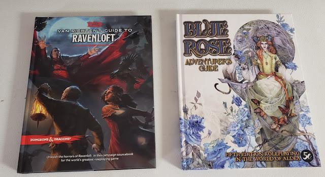 Ravenloft + Blue Rose
