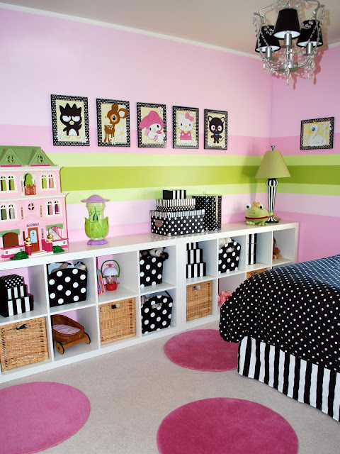Basic Ideas for Decorating the Perfect Kids Bedroom