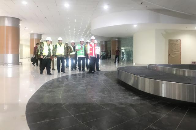 Sepi Pengunjung, Bandara Kertajati Dialihfungsikan Jadi Bengkel Pesawat
