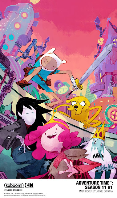 ADVENTURE TIME SEASON 11