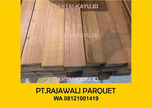 karakteristik dan kegunaan kayu kempas