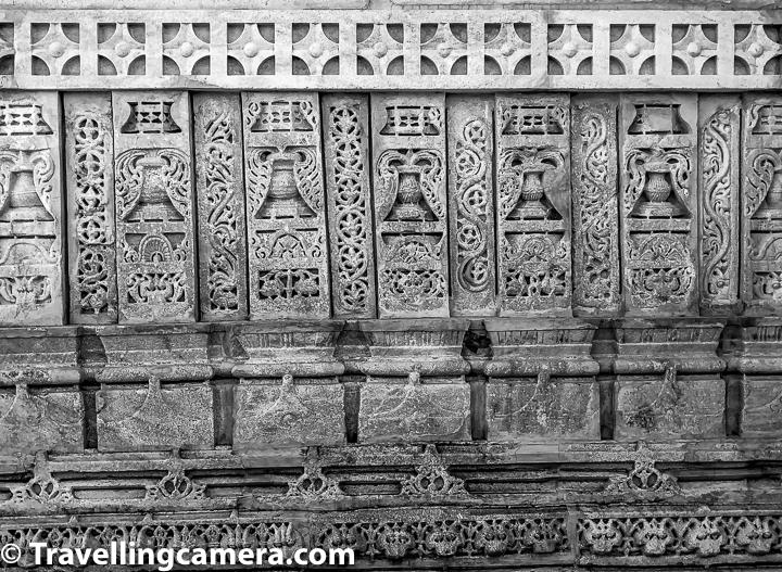 If we talk about location and how to reach this temple from some of the key places in Rajasthan, then it's important to know that Ranakpur Sun Temple is located on the Rajasthan State Highway No. 32 and 93 kilometers away from Udaipur & 33 kilometers from Kumbhalgarh.   Before coming back to Kumbhalgarh, we spent some time around Ranakpur Sun temple and it was a good decision to explore this gem along with famous Jain Temples. Please do share your suggestions/inputs/questions through comments section below.
