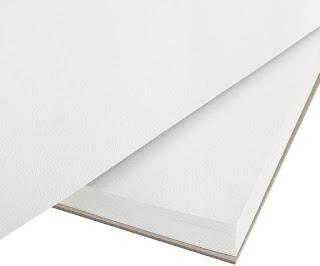 Magicfly水彩紙の表面
