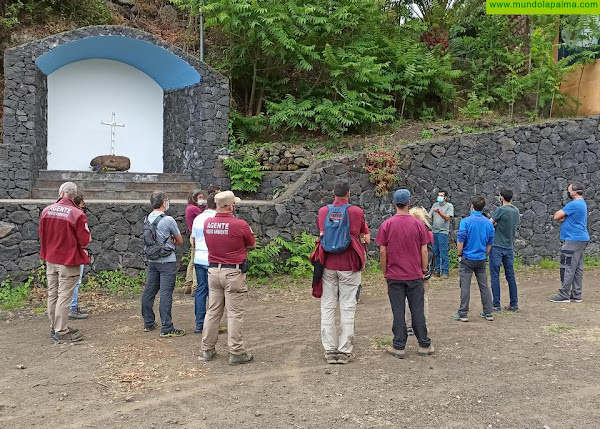La Reserva de la Biosfera organizó un taller de identificación de plantas invasoras para las entidades públicas implicadas en su control