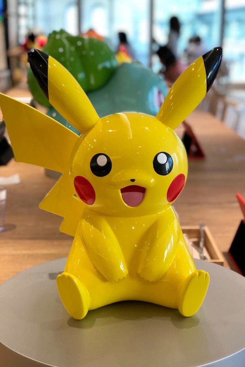Pokemon Cafe Pikachu