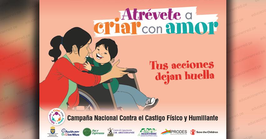 Colectivo «Atrévete a criar con amor» exhorta a madres y padres a cumplir los protocolos para evitar el contagio del covid-19