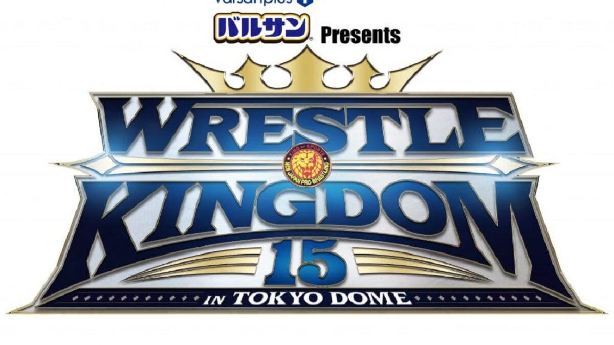 NJPW confirma a data do Wrestle Kingdom 15