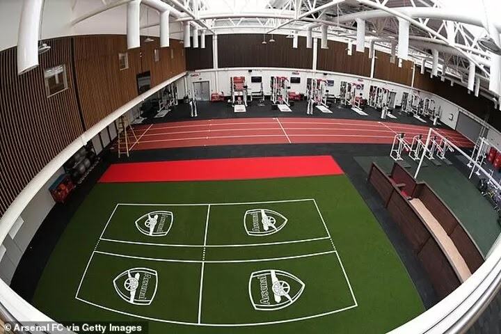 Arsenal's training ground to undergo DEEP CLEAN after 'a number of Covid cases'