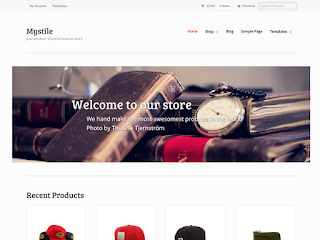 Best Wordpress Ecommerce Themes Free