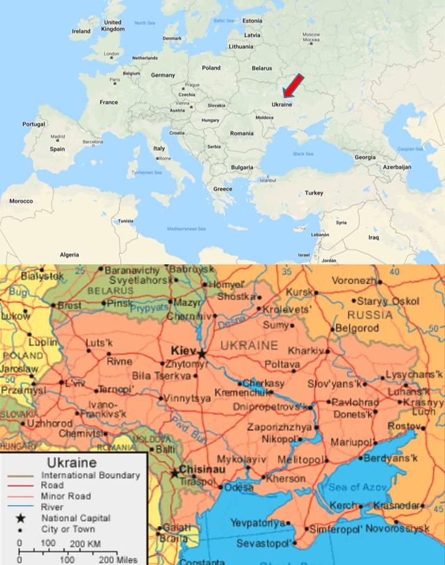 peta ukraina