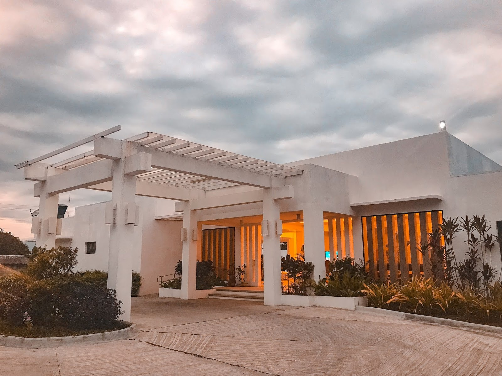 trendy and stylish with swimming pool resort in Baler, Aurora