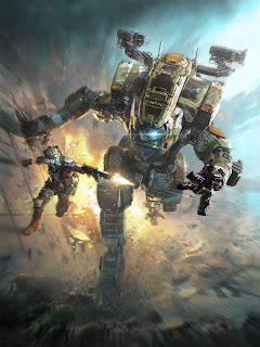Titanfall 2 Mobile HD Wallpaper