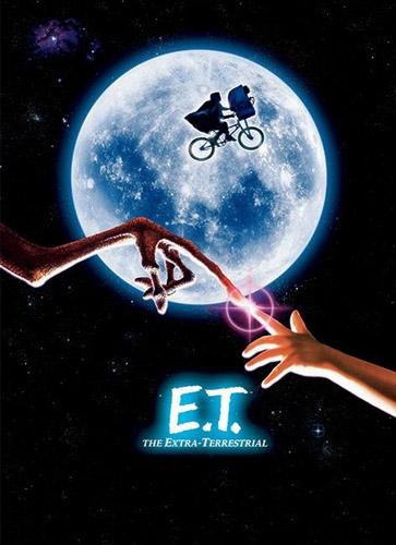 Poster E.T. El Extraterrestre