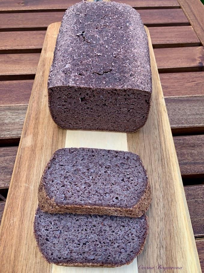 Pan de trigo sarraceno y arroz