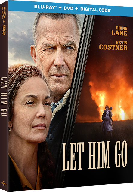 [Blu-ray Review] - Let Him Go (2020)