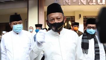 Tito Persilakan Paslon Jadikan Masker Alat Kampanye Pilkada