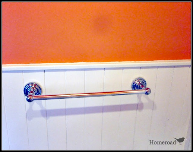 How to Make Driftwood Bathroom Towel Hooks