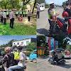 Kompol Andi Muh. Zakir, Kabag OPS  Polres Pangkep, Pimpin Operasi Keselamatan 2021
