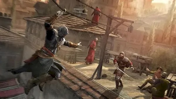 Sequence List of the Assassin's Creed Relevations