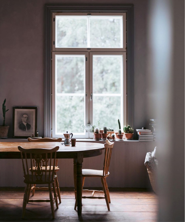 A Beautiful Finnish Family Home in a Former SchoolHouse