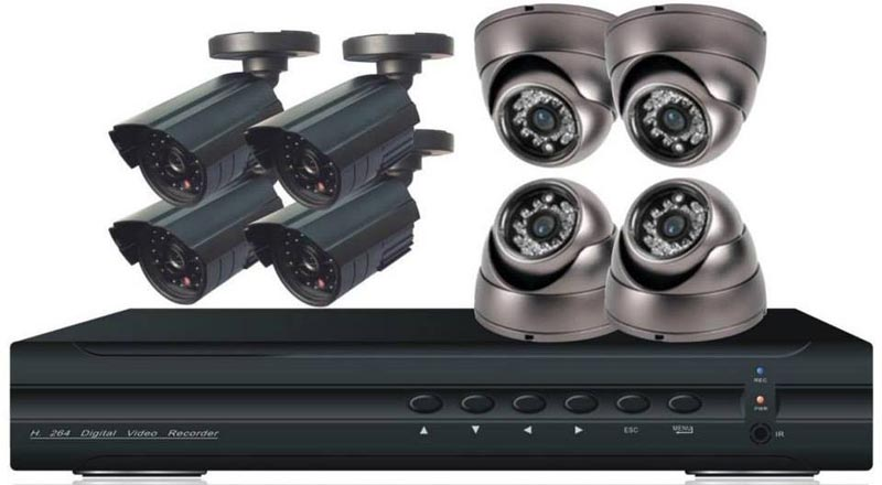 Home Security Camera System Orlando