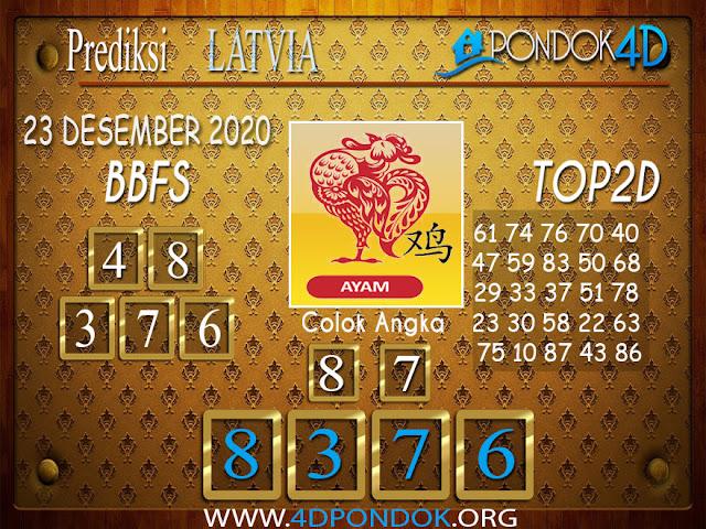 Prediksi Togel LATVIA PONDOK4D 23 DESEMBER 2020