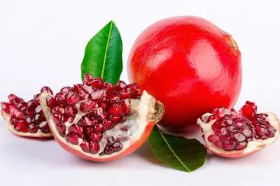 Pomegranate -  Pomegranate in Hindi