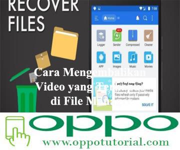Cara Mengembalikan Video yang Terhapus di File Manager