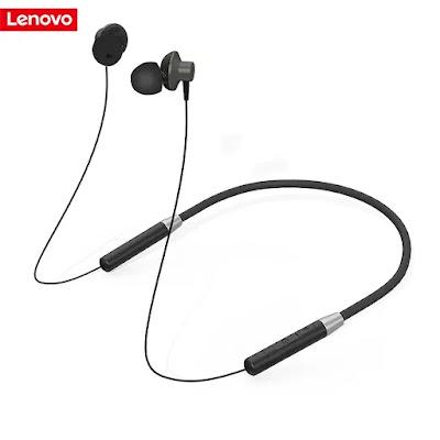 Lenovo HE05 Earphones - Se praticas desporto aproveita esta baixa de preço!