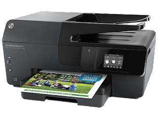 Download Printer Driver HP Officejet Pro 6830